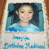Madison's 4th Birthday Celebration :